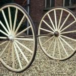 Houten Wagenwielen-Sulky-Wagenmakerij-Verweij