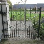 Project-Hekwerk met poort-zijhek-wagenmakerij-Verweij