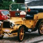 Project-antieke auto's-Clement Bayard 1904-wagenmakerij-Verweij