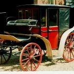 Rijtuig-Coupe-o.a. gebogen spatborden-Wagenmakerij-Verweij