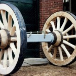 Wagenwielen-Onderstel Kanon-Wagenmakerij-Verweij