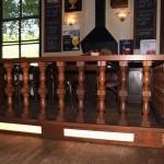 Houtdraaien-houtdraaiwerk-Tapperij de Zwijger-balusters-1-Verweij-Houten-
