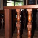 Houtdraaien-houtdraaiwerk-Tapperij de Zwijger-balusters-2-Verweij-Houten-