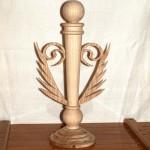 lampenvoet met ornament
